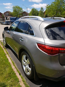 Infiniti Fx 35 2011 Technolgy Package