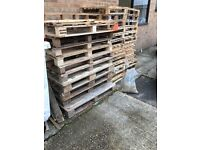 Pallets (free to the collector)