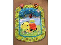 Baby play may/ tummy time mat