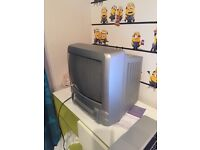 Pacific T.V with built in video player