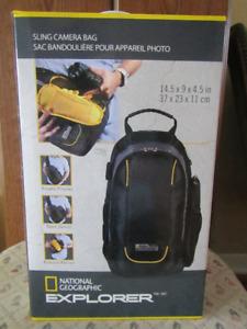 Sac bandoulière pour appareil photo - National Geographic
