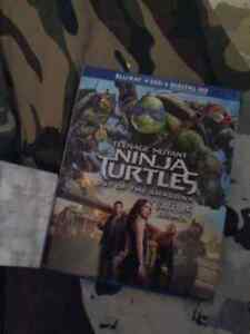 TMNT out of the shadows ~ bluray Peterborough Peterborough Area image 2