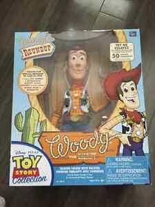 Toy Story Collectors Series MIB