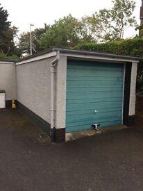 Garage / Lock Up to rent in Orchard Brae, Edinburgh