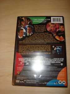 Ocean's Eleven - BRAND New Unopened DVD -Widescreen Edition Kitchener / Waterloo Kitchener Area image 2