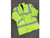 Arco High Visibility Jacket ( Winter Weight )