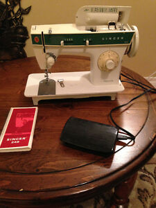 Singer Sewing Machine Price Reduced sewing table  $295
