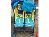 Little tikes Double/twin pushchair