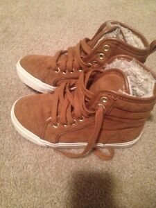 OLD BAVY HIGHTOP LINED SHOES