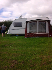 Used Porch awning for Sale | Campervan & Caravan Parts for ...
