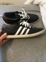 Adidas skateboard shoes size 8.
