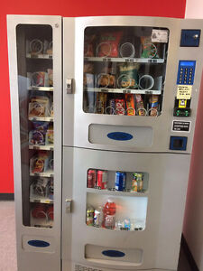 Vending Machine for Sale- With secured locations