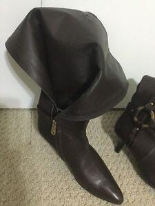 Bally Italian Leather boots size 6 London Ontario image 3