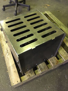 Collapsible Grill