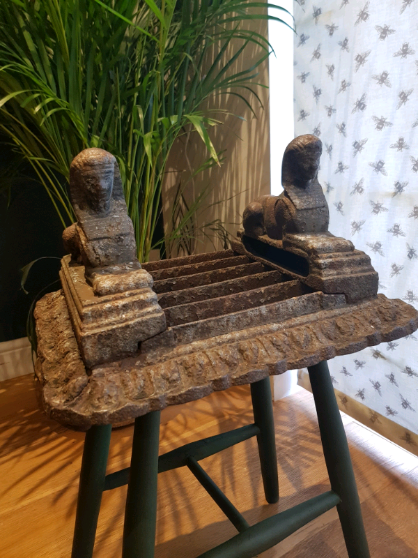 Antique 19rh century Egyptian boot scraper | in Eastleigh, Hampshire |  Gumtree