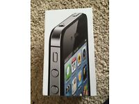 iPhone 4s ONLY BOX