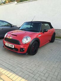 Mini Convertible JCW Immaculate