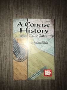 Textbook: A Concise History of the Classical Guitar