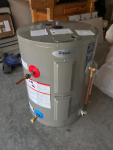 NEW 30 Gal Water Heater and warranty