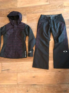 Oakley snow pants and jacket