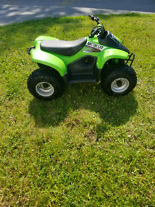 2003 arctic cat dvx 50 youth kids atv
