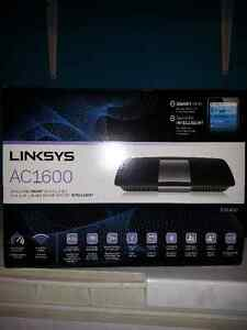 Linksys Smart Wi-Fi Wireless AC1600 Dual-Band Router Comox / Courtenay / Cumberland Comox Valley Area image 2