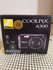 Brand New Nikon Coolpix A300 Camera for sale