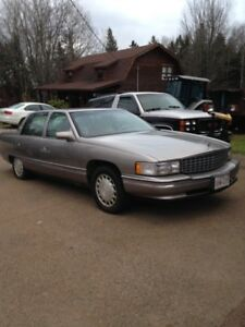 FOR SALE - 1996 CADILLAC DEVILLE