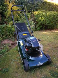 Hayter sprit 41 push petrol lawnmower