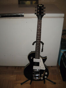 Univox LP style 80's  fully upgraded