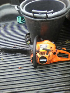 Echo cs490 50.2cc chainsaw.
