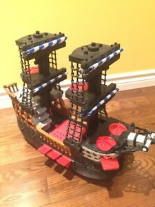 Toy pirate ship Stratford Kitchener Area image 2