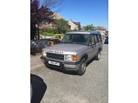 1999 Land Rover Discovery 2 TD5 £900 ONO
