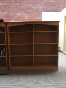 Sturdy MDF Bookcases