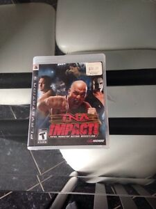 TNA Impact for PS3