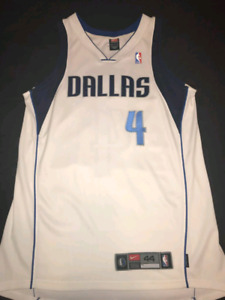 Nike Authentic Michael Finley Dallas Mavs Jersey