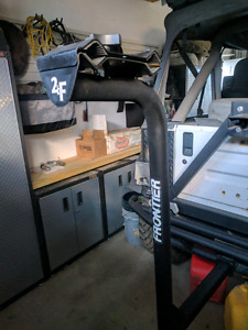 Bike Carrier with extended mount