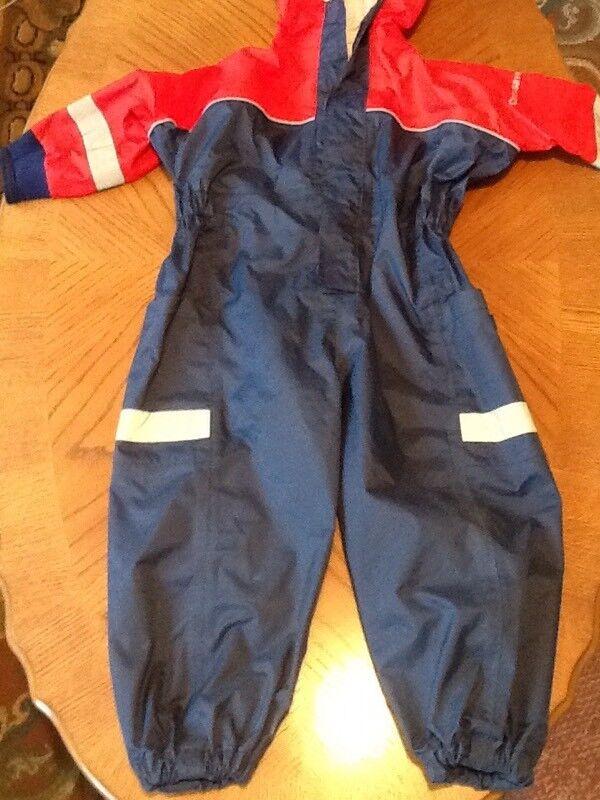 Crew Saver Spray Suit, waterproof, children's 92cm.