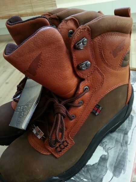 Red Wing Non Steel-Toe Boots