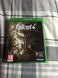 Fallout4/ Titanfall Xbox One