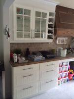 Ikea Kitchen cabinet doors and drawer fronts - portes et façades