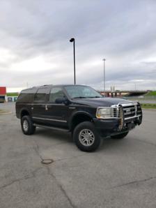 Ford excursion V8 diesel limited