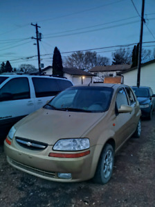 *SOLD* 2005 Chevy Aveo