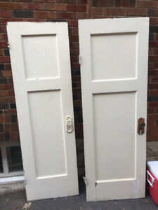 Free Wooden Doors from 1920