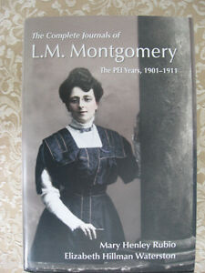 THE COMPLETE JOURNALS OF L.M.MONTGOMERY,P.E.I.