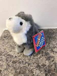 Mary Meyer Tippy Toes Finger Puppet - Moonlight