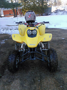 TRX 400 trade for dirt bike