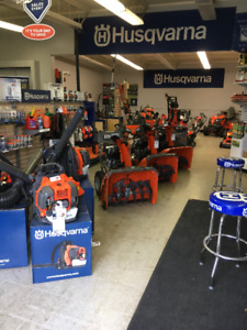 2018 Husqvarna Snowblowers! - 0% Interest - Free Delivery!
