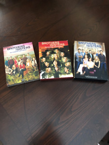 Brothers And Sisters – THE DVD COLLECTION (Season 2, 3 and 4)