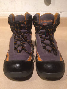 Youth Columbia Waterproof Winter Boots Size 1 London Ontario image 5